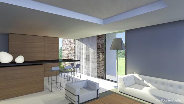Emejing Architecture Contemporaine Interieur Contemporary ...