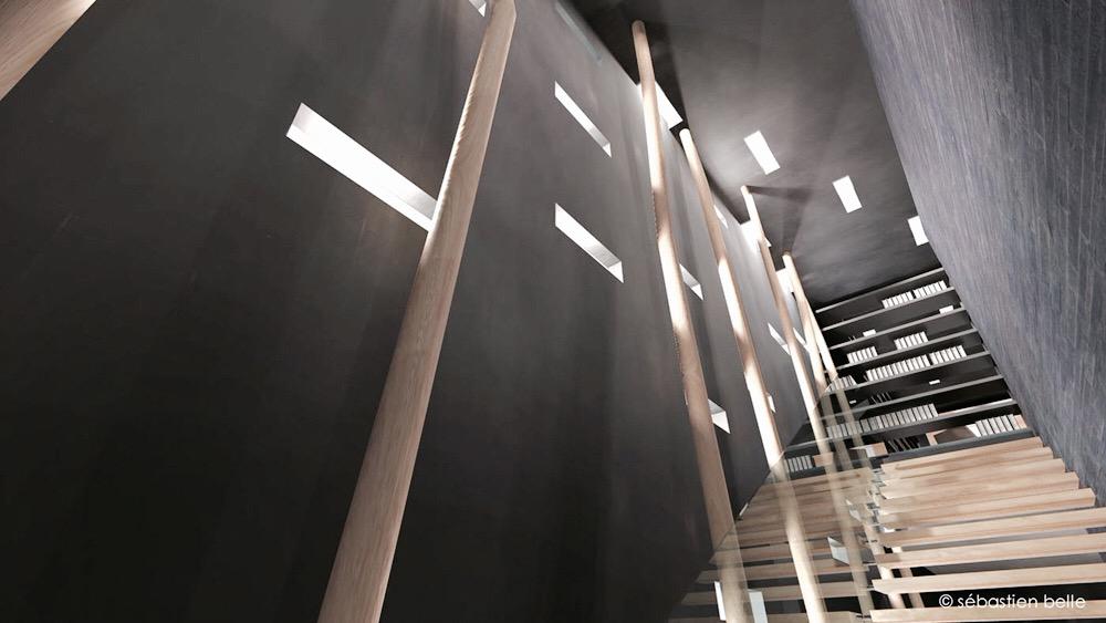 duplex paris 16 s belle architecte int rieur. Black Bedroom Furniture Sets. Home Design Ideas