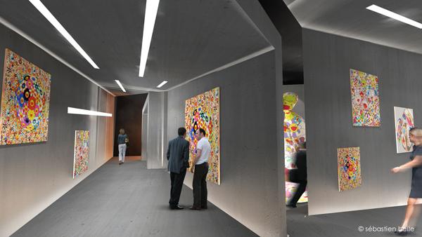 Galerie arts paris s belle architecte int rieur for Sculpture design interieur