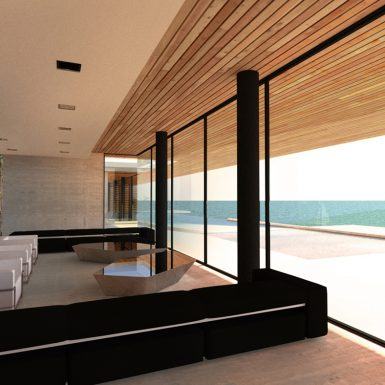 contemporary and modern interior by french interior architect in miami
