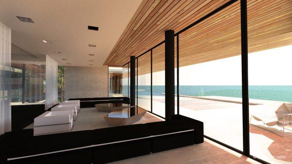 contemporary and modern interior by french interior architecte in miami