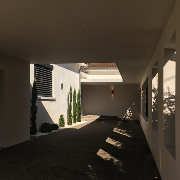 Int rieur maison d s belle architecte int rieur for Recours architecte extension garage