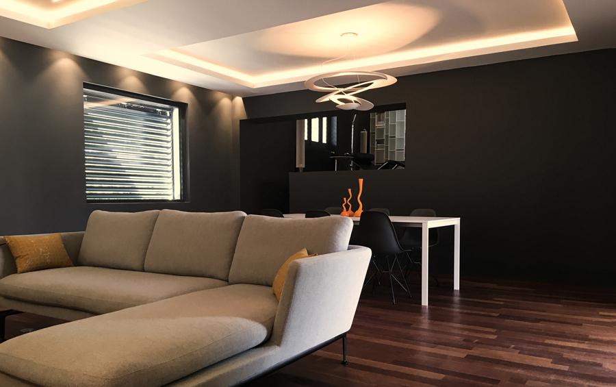 Rénovation maison d – Bourg-en-Bresse – Ain