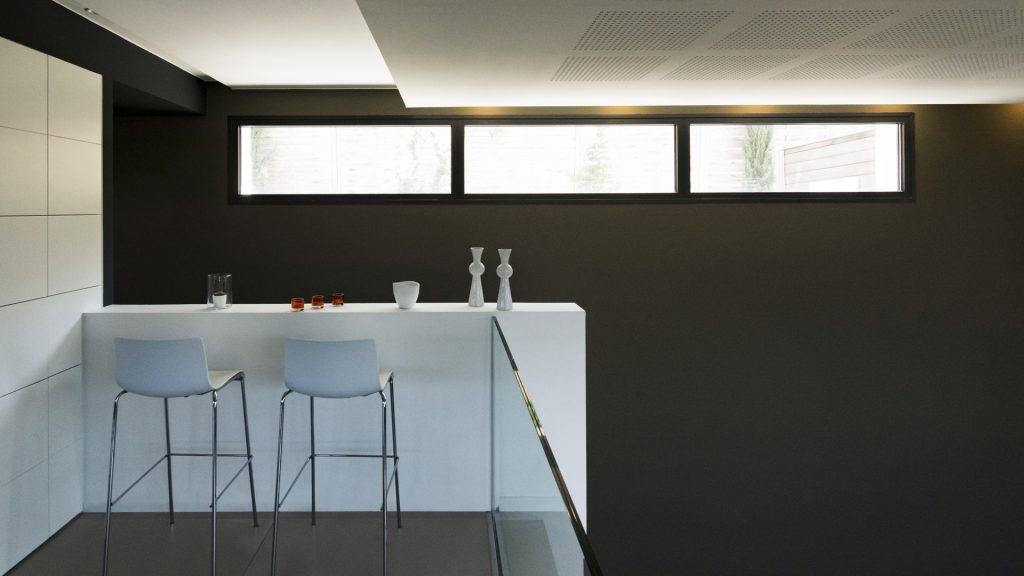 Intérieur villa f – Aix-les-Bains – Savoie