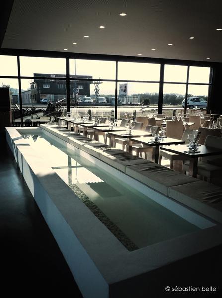 Restaurant archipel s belle architecte intérieur