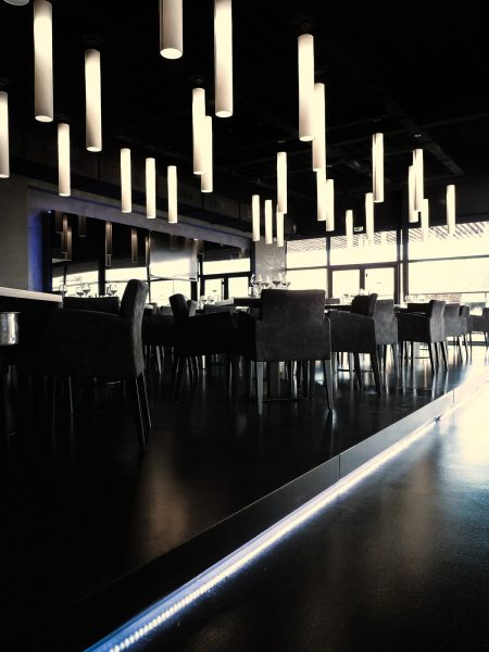 restaurant archipel architecte interieur lyon