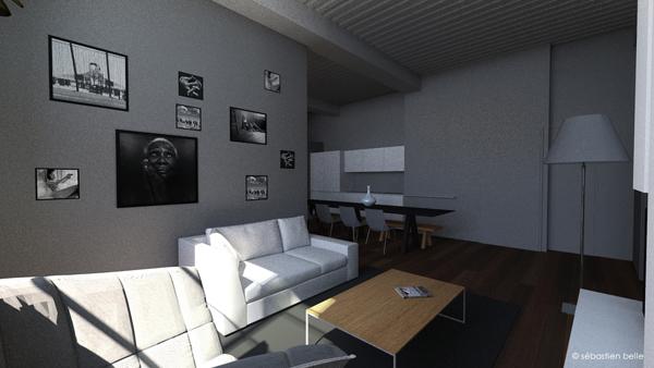 appartement canut s belle architecte int rieur. Black Bedroom Furniture Sets. Home Design Ideas