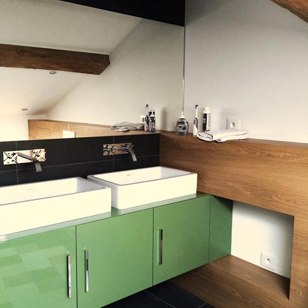 triplex design s belle architecte int rieur. Black Bedroom Furniture Sets. Home Design Ideas