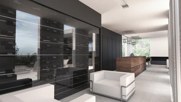 Maison ca st cyr lyon s belle architecte int rieur - Interieur maison contemporaine architecte ...