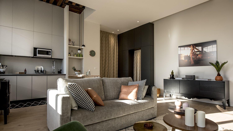 int rieur appartement lyon s belle architecte int rieur. Black Bedroom Furniture Sets. Home Design Ideas