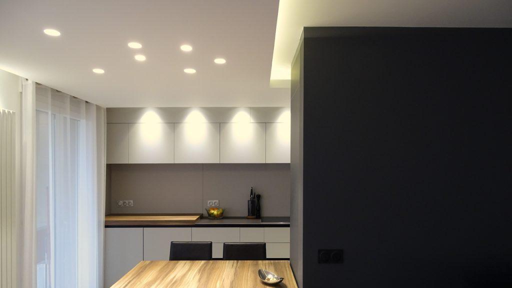 Rénovation complète d'appartement – Divonne Les Bains – Ain