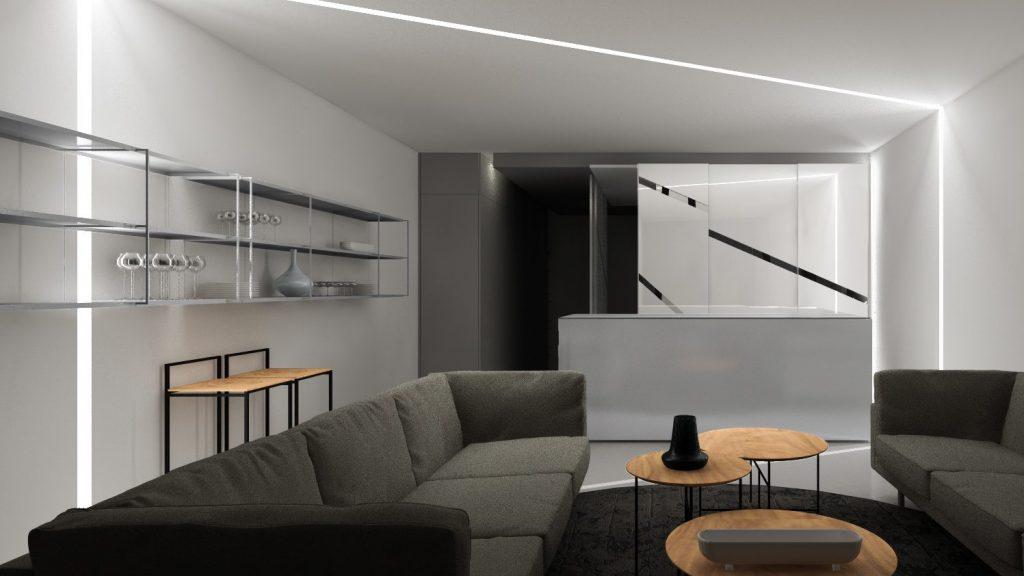 Intérieur d'un studio – Monaco