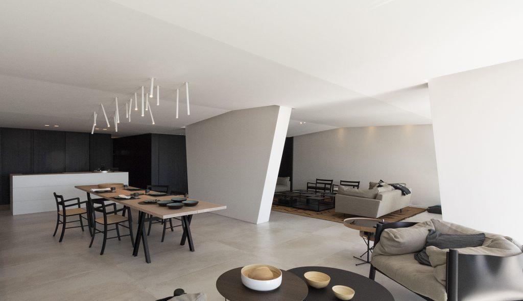 Design complet d'un appartement – Monaco